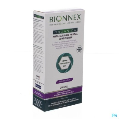 Bionnex Organica A/hair Loss Conditioner Fl 300ml