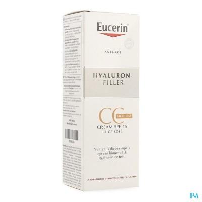 Eucerin Hyaluron Filler Cc Creme Medium 50ml