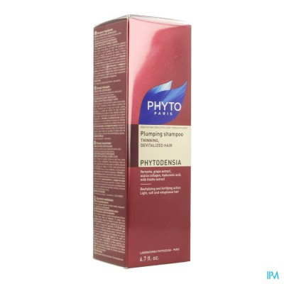 Phytodensia Shampoo Fles Goud 200ml