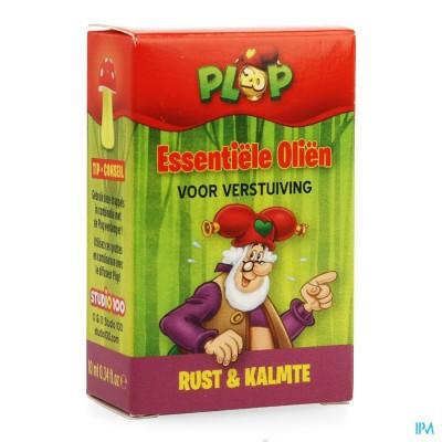 Studio 100 Essentiele Olie Rust Kalmte Plop 10ml
