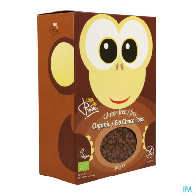 Rosies Choco Pops Bio 200g 6896