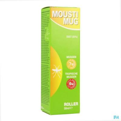 Moustimug A/muggenmelk Roller 50ml