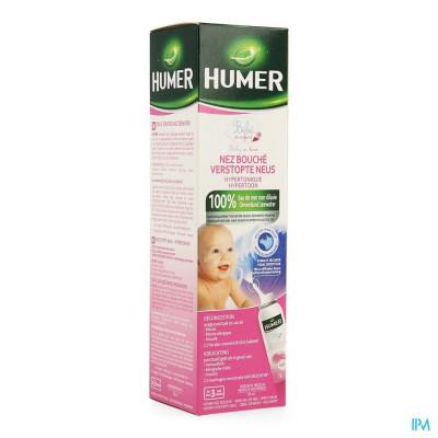 Humer Spray Hypertonisch Kind 50ml