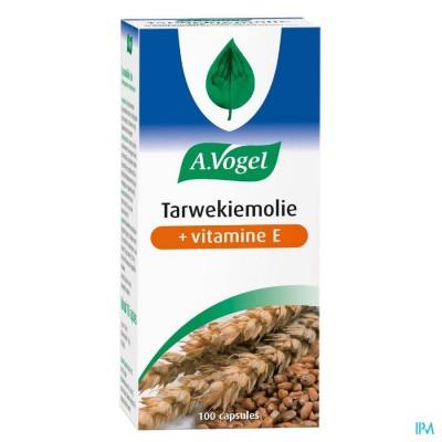 A.Vogel Tarwekiemolie 100 capsules
