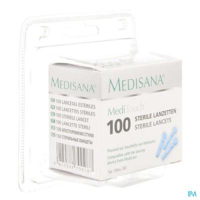 Medisana Lancetten Medi Touch 100