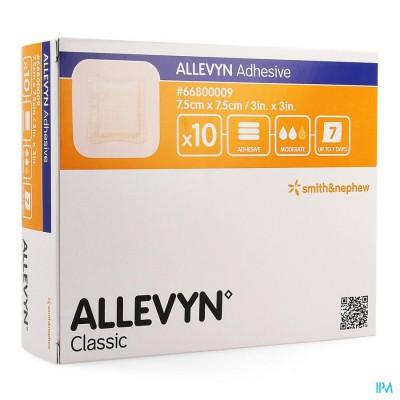 Allevyn Verb Adh Hydrocel. 7,5x 7,5cm 10 66800009