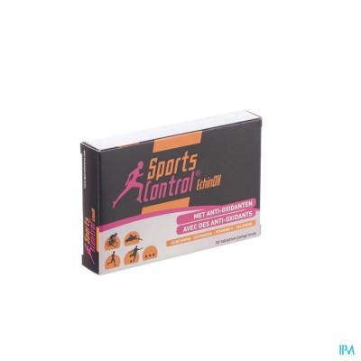 Sportscontrol Echinox Blister Tabl 2x15