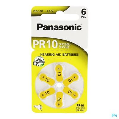 Panasonic Batterij Oorapparaat Pr 230h 6