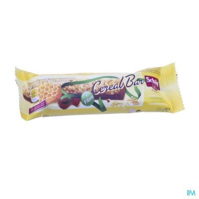 Schar Cereal Bar Melkchocola Glut.vrij 1x25g 6629