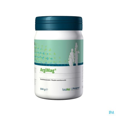 Argimag Pdr Pot 644g 5161 Metagenics