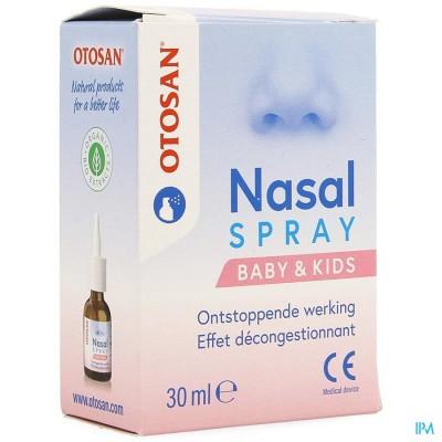 Otosan Neusspray Baby Ontstoppend 30ml