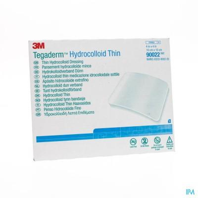 Tegaderm Hydrocol.square Steril Thin10x10cm5 90022