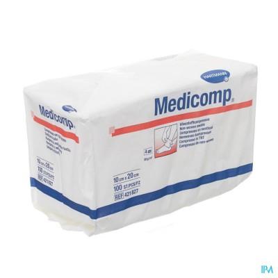 Medicomp Kp N/st 4pl 10x 20cm 100 4218271