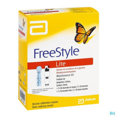 Maintenance kit FreeStyle Freedom Lite Self-Management