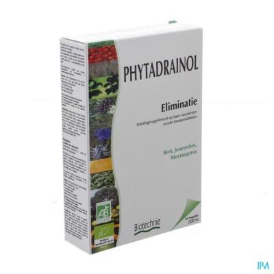 Phytadrainol Bio Amp 20x10ml Biotechnie