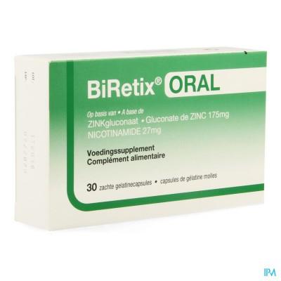 Biretix Oral Caps 30