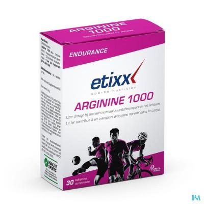 Etixx Arginine 1000 30t