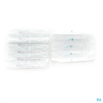 Bd Emerald Spuit 2ml + Naald 23g 1 10 307740