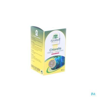 Fytobell Chlorella 1000mg Tabl 90