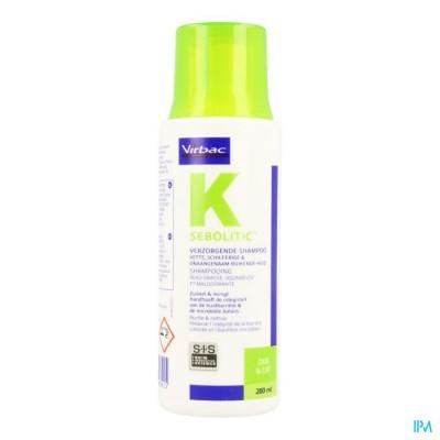 Allerderm Sebolytic Shampoo Vh 200ml