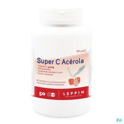 Leppin Acerola 500mg Tabl 50