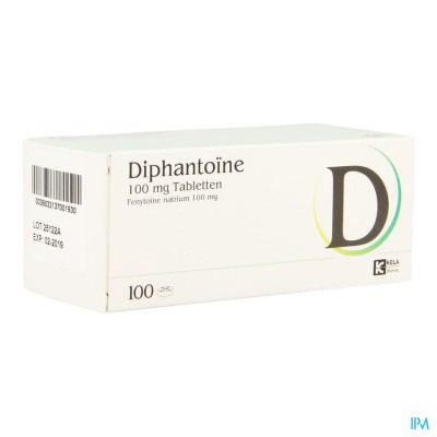 Diphantoine Comp 100x100 mg