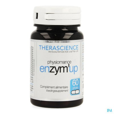 Enzym Up Caps 60 Physiomance Phy296