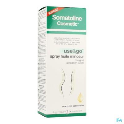 Somatoline Cosmetic Olie Vermager. Use&go 125ml