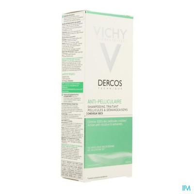 Vichy Dercos A/roos Droog Haar Reno Sh 200ml