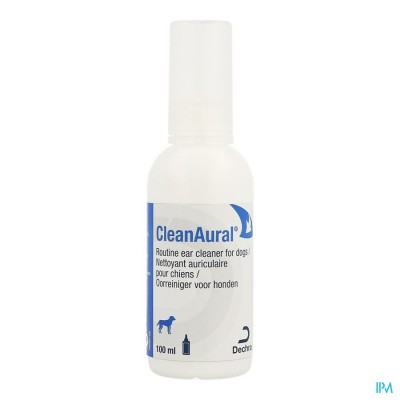 Cleanaural Fl 100ml