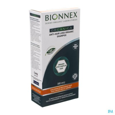 Bionnex Organica A/hair Loss Sh Dr. Beschad. 300ml