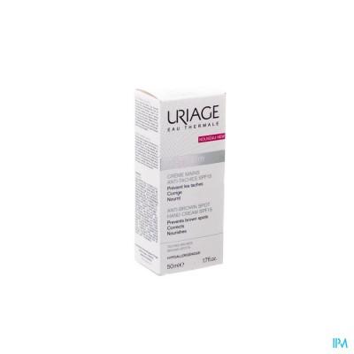 Uriage Depiderm Cx Handcreme A/vlekken Ip15 50ml