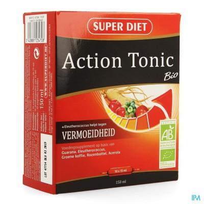 Super Diet Action Tonic Amp 10x15ml