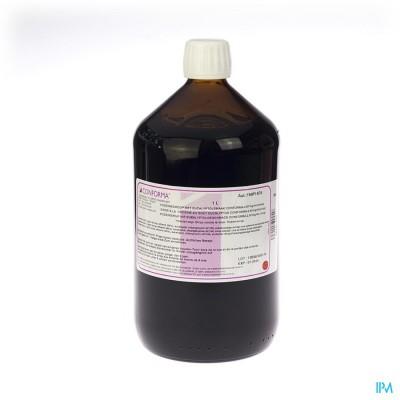 Codeine Sirop Eucal.smaak 1l Conf