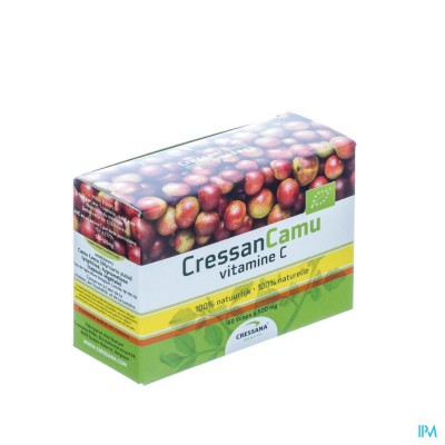 Cressancamu Vitamine C V-caps 60x500mg