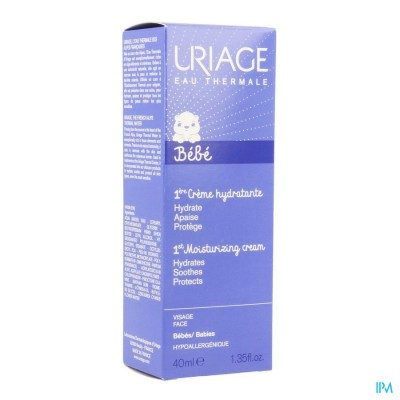 Uriage Bb 1ere Creme Tube 40ml
