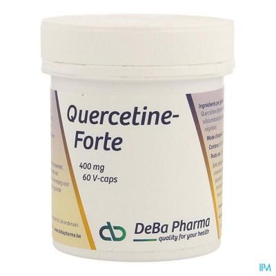 Quercetine Forte Caps 60x400mg Deba