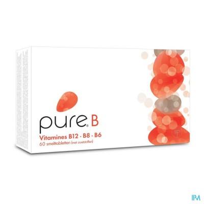 Pure B Smelttabletten 60
