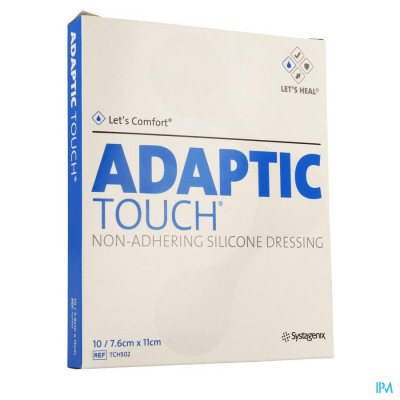 Adaptic Touch Siliconeverb 7.6x11cm 10 Tch502