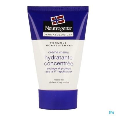 Neutrogena N/f Geconcentr.hydra Handcreme 50ml