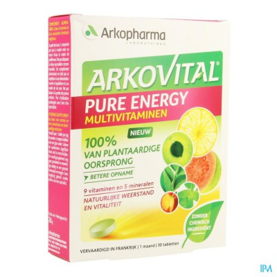 Arkovital Pure Energy Comp 30