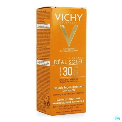 Vichy Cap Sol Ip30 Gezichtscr Dry Touch 50ml