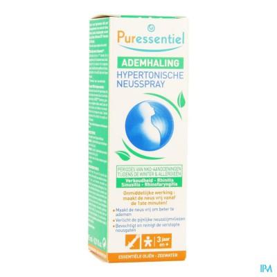 Puressentiel Ademhaling Neusspray 15ml