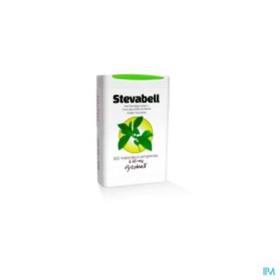Fytobell Stevabell Zoetstof Dispenser Tabl 300