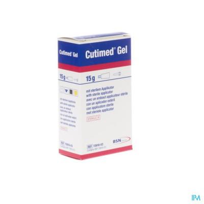 Cutimed Gel Hydrogel Tube 1x15g