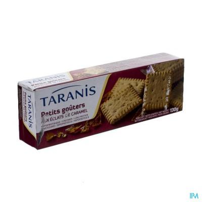 Taranis Cookies Caramel Stukjes 130g 4691