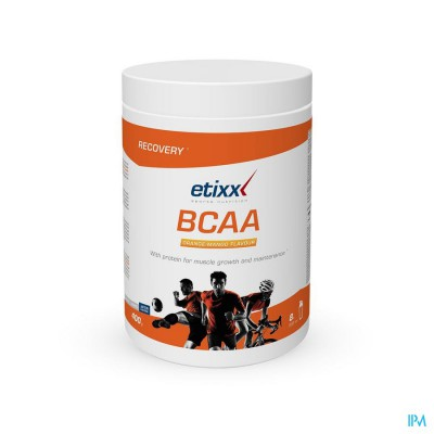 Etixx Bcaa Orange-mango 300g