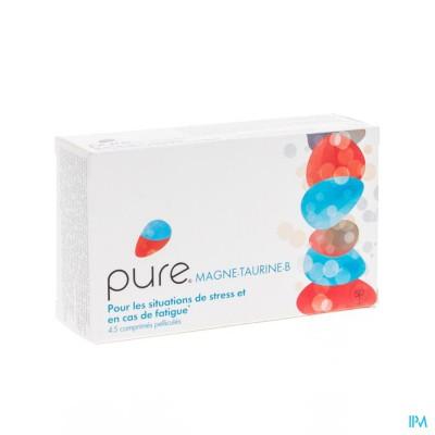 Pure Magne Taurine B Comp 45