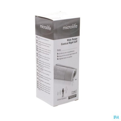 Microlife Manchet Bloeddrukm. M/l Rigid Conic.cuff