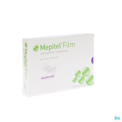 Mepitel Film 6x 7cm 10 296100